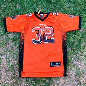 Reebok Cedric Benson #32 Cincinnati Bengals Orange
